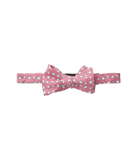 Vineyard Vines Tee Time Printed Bow Tie