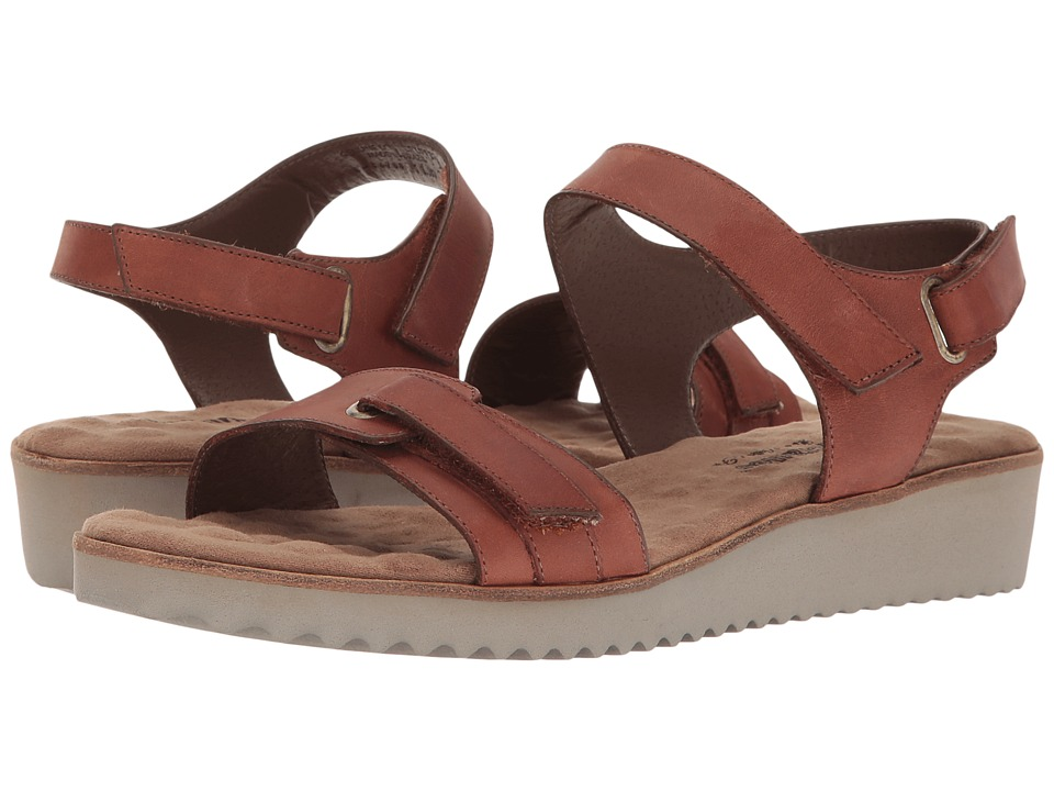 Walking Cradles - Halle (Tobacco Agata Leather) Women's Sandals