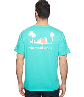 Vineyard Vines - Short Sleeve Tropical Putt Pocket T-Shirt