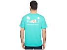 Short Sleeve Tropical Putt Pocket T-Shirt