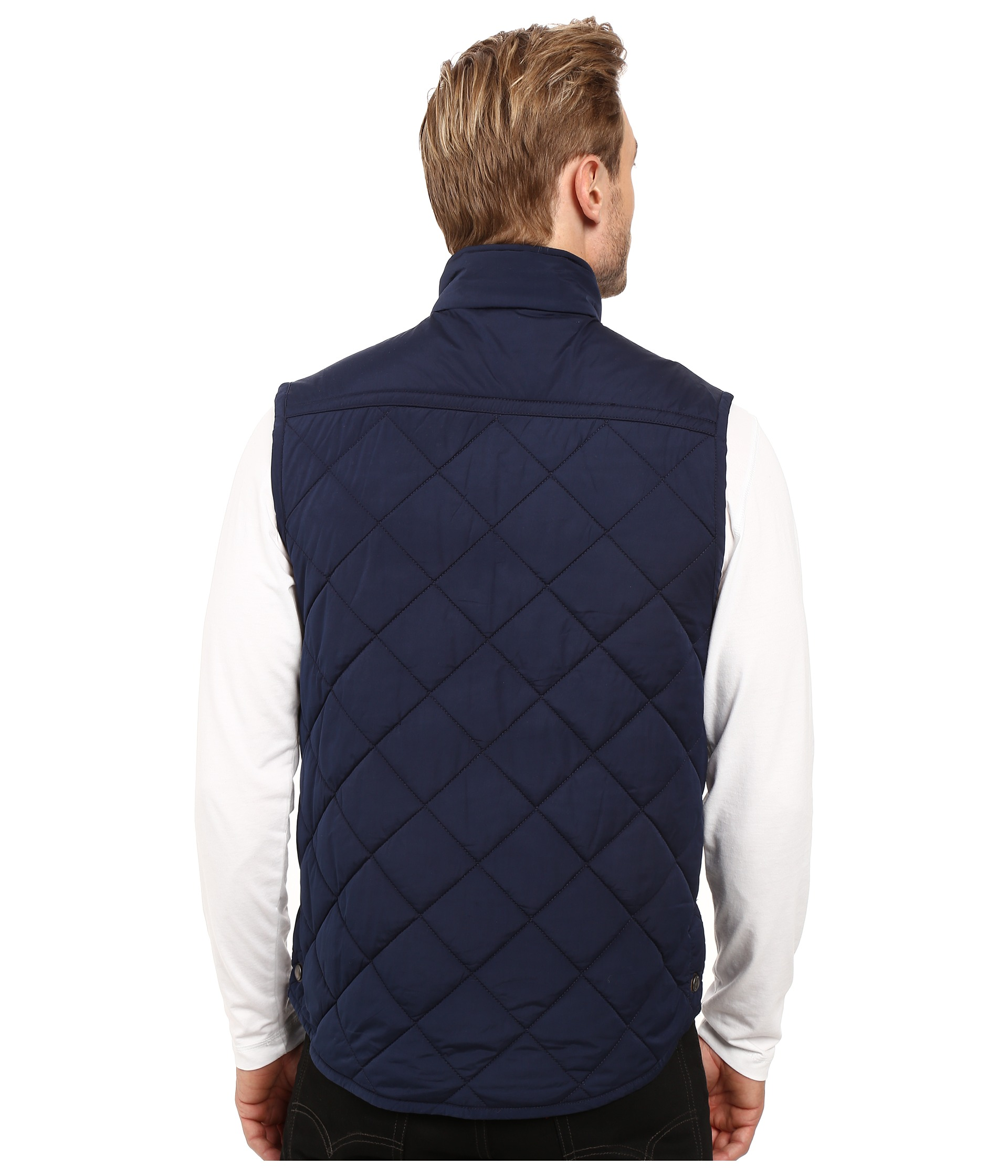 Vineyard Vines Quilted Vest Zappos Com Free Shipping