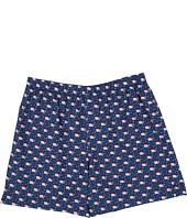 Vineyard Vines - Santa Whale Boxer Shorts
