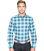 Vineyard Vines - Fishbar Performance Flannel Slim Tucker Shirt