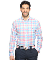 Vineyard Vines - Kings Point Plaid Slim Tucker Shirt