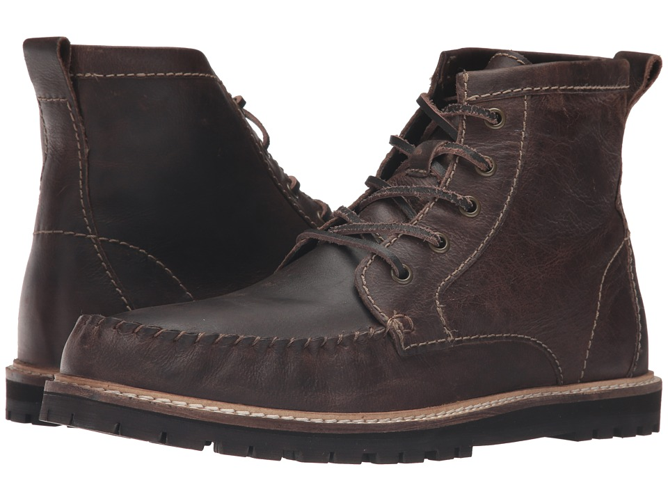 Kenneth Cole Reaction - Mesh Well (Brown) Men