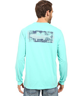 Vineyard Vines - Long Sleeve Boathouse Sign T-Shirt