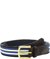 Vineyard Vines - Edgartown Stripe Canvas Club Belt