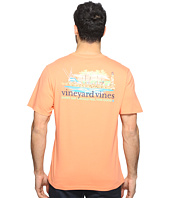 Vineyard Vines - Short Sleeve Club Scene T-Shirt
