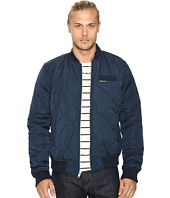 Members Only - Oval Quilted Bomber Puffer Jacket