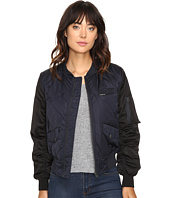 Members Only - Diamond Quilted Bomber Jacket