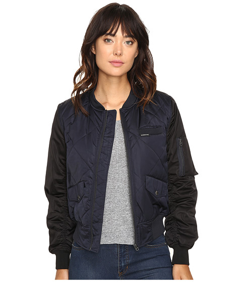 Members Only Diamond Quilted Bomber Jacket