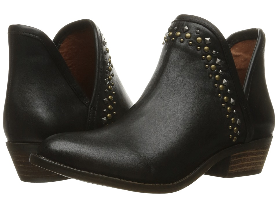 Lucky Brand Kendy (Black Glove Nappa) Women