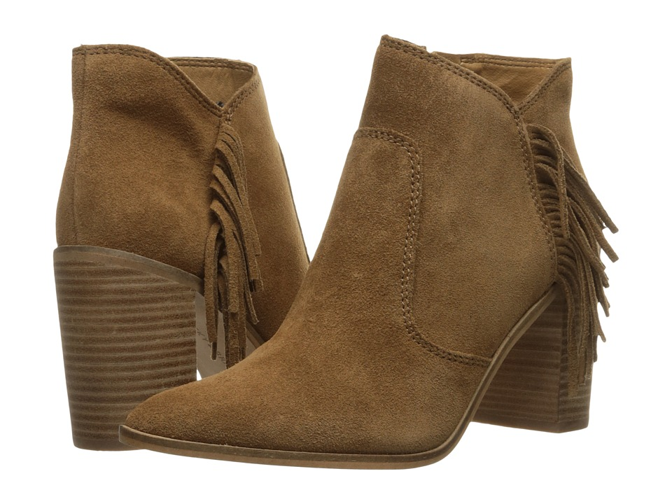 Lucky Brand Mercerr (Honey Oiled Suede) Women
