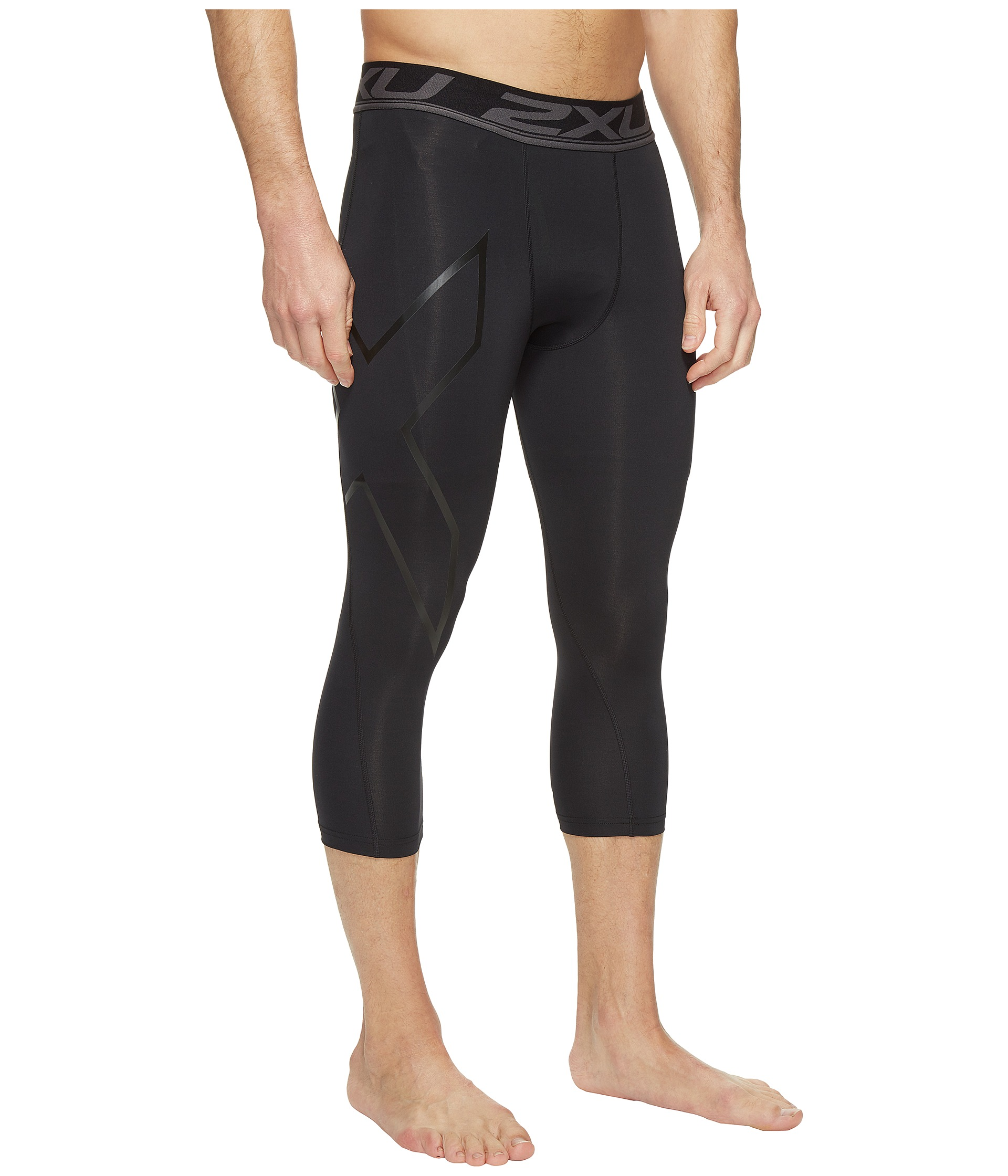 2xu accelerate compression 3 4 tights at for Schoolboy q girl power shirt