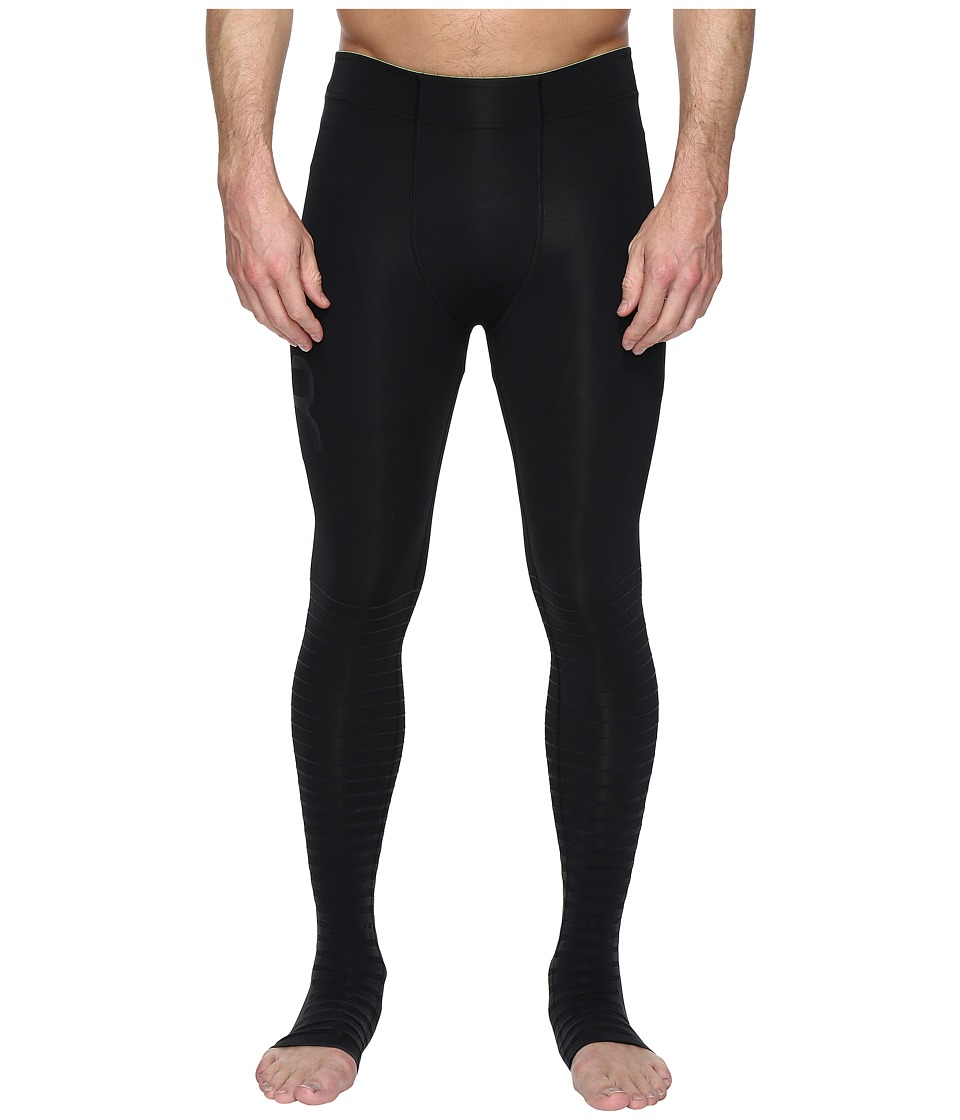 2XU ELITE Recovery Compression Tights (Black/Nero) Men