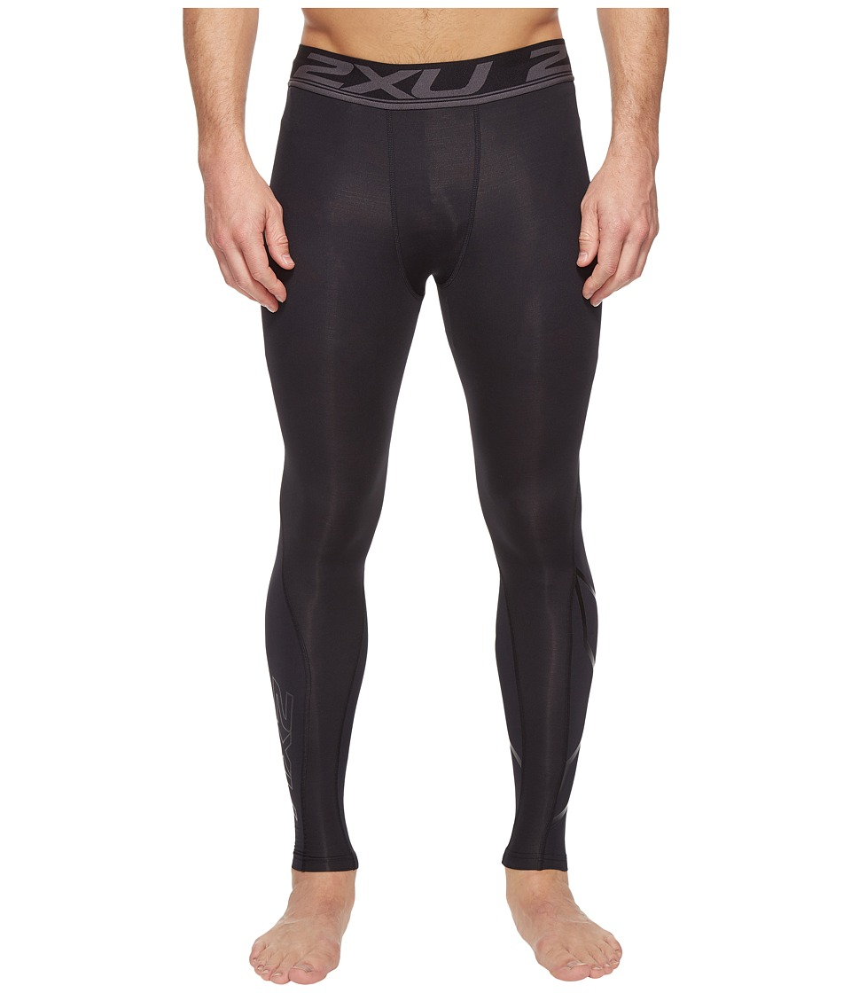 2XU Accelerate Compression Tights (Black/Nero) Men