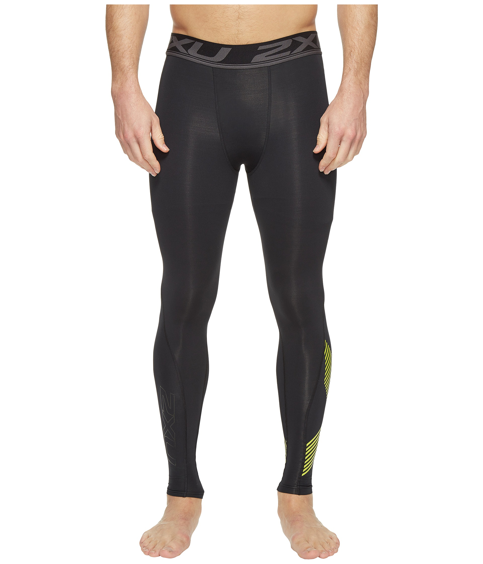 how to wear 2xu compression tights