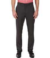 Perry Ellis Portfolio - Portfolio Slim Heathered Basket Weave Pants