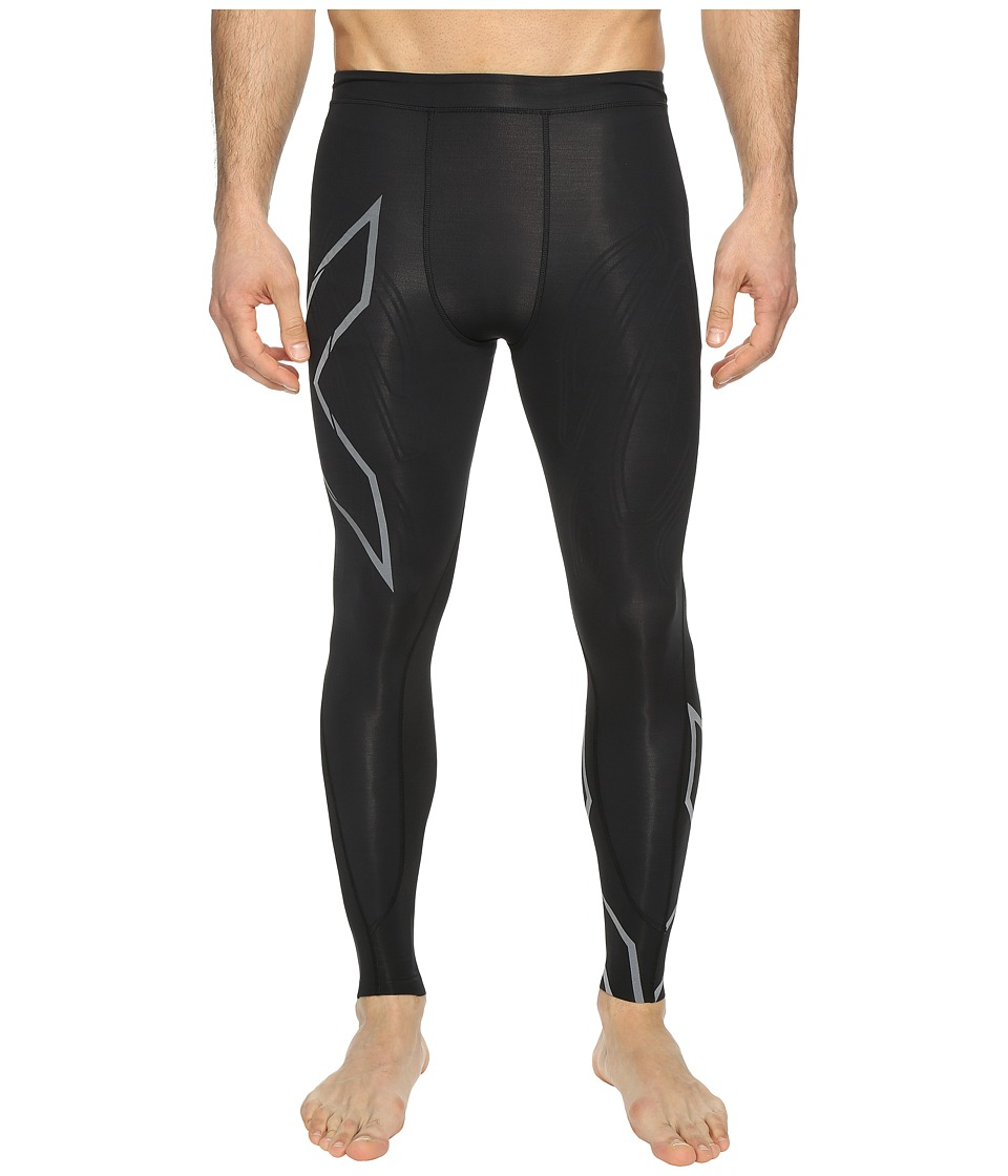 2XU MCS Run Compression Tights (Black/Nero) Men