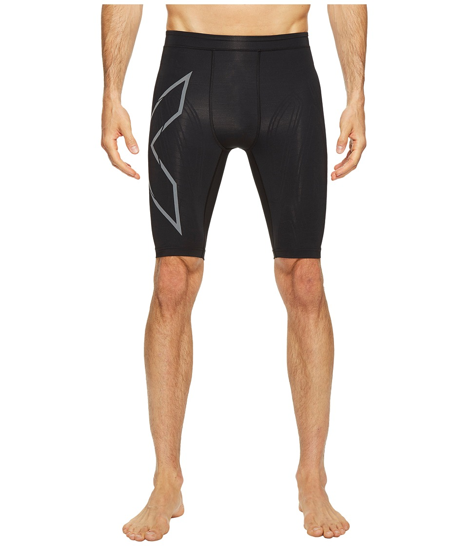 2XU Elite MCS Compression Shorts G2 (Black/Nero) Men