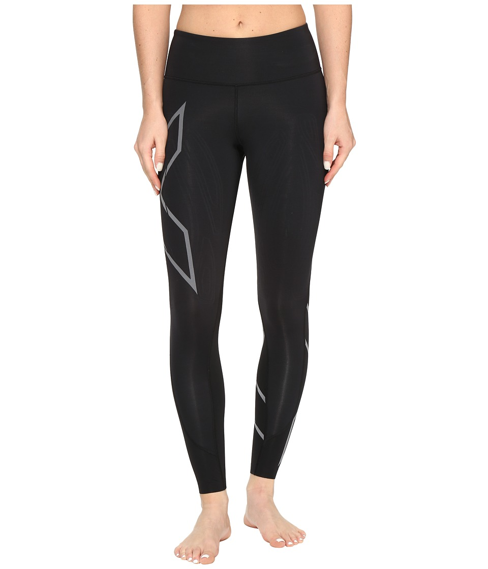 2XU MCS Run Compression Tights (Black/Nero) Women