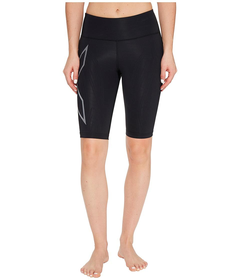 2XU Elite MCS Compression Shorts G2 (Black/Nero) Women