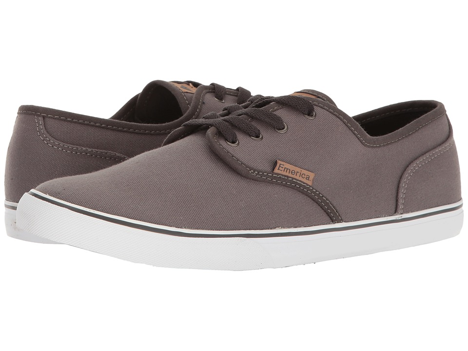 Emerica Wino Cruiser (Dark Grey/Grey) Men