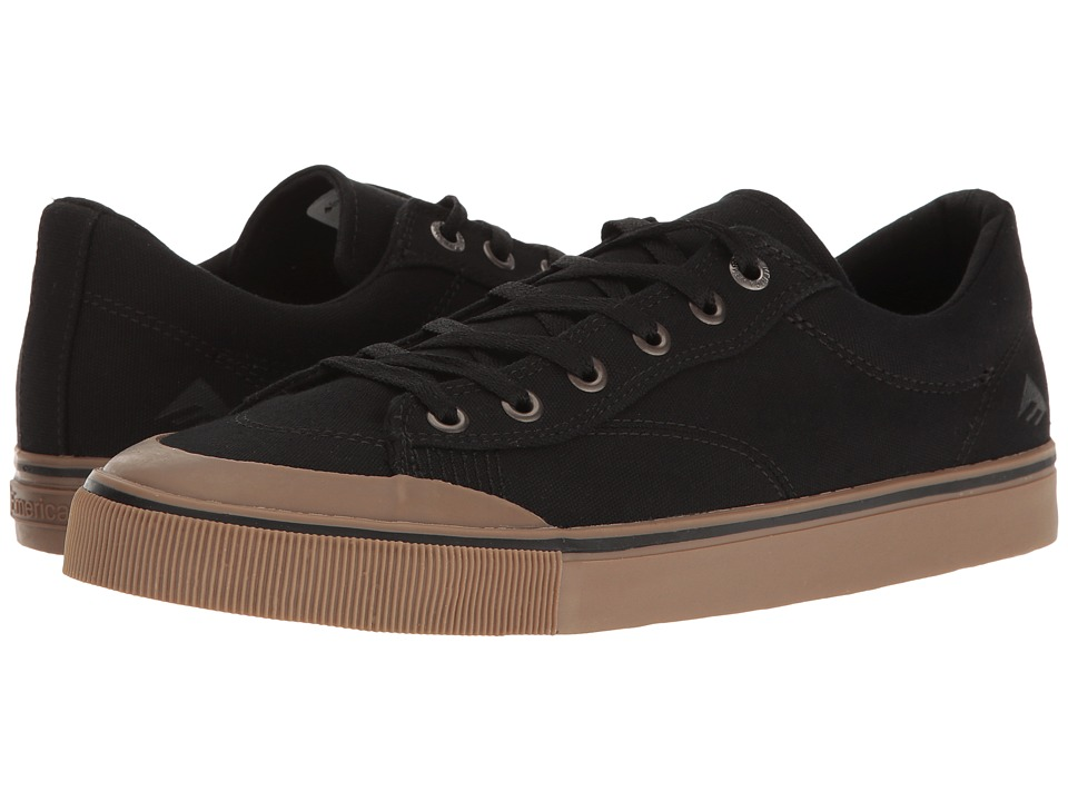 Emerica Indicator Low (Black/Gum) Men