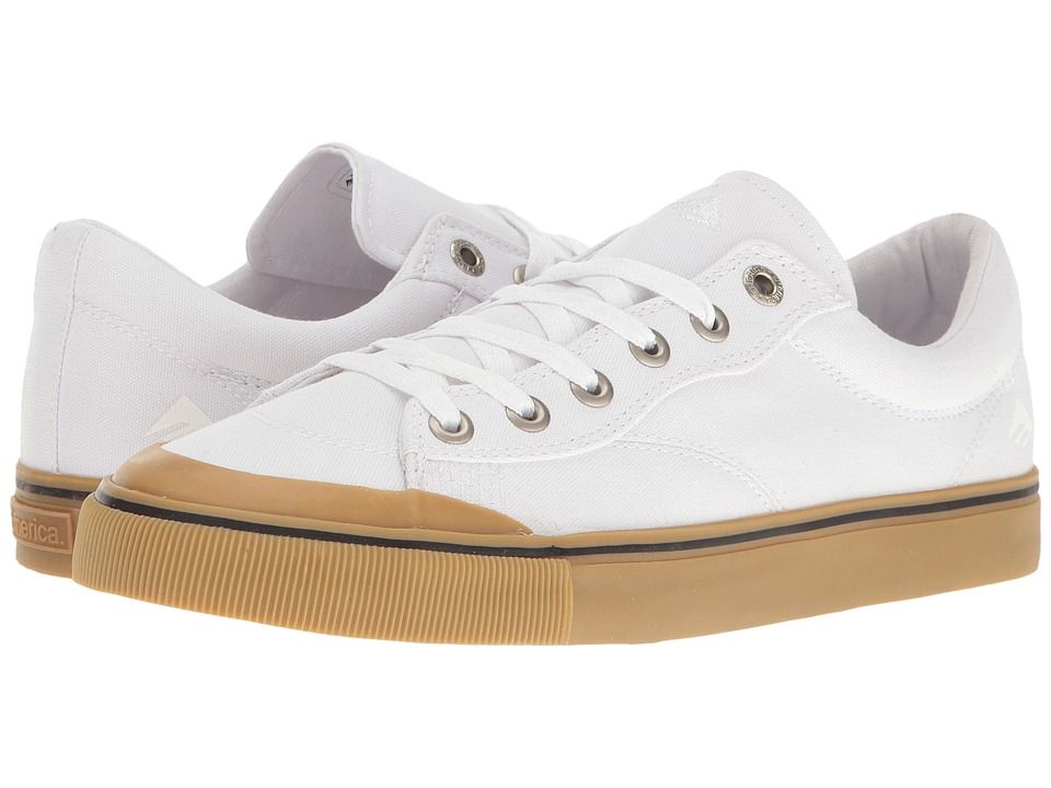 Emerica Indicator Low (White/Gum) Men