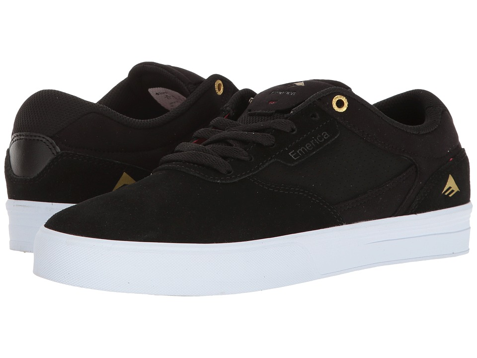 Emerica Empire G6 (Black/White) Men