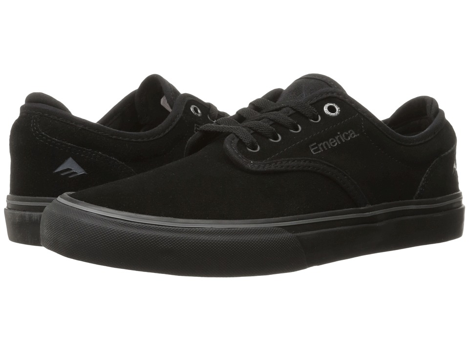 Emerica Wino G6 (Black/Black) Men