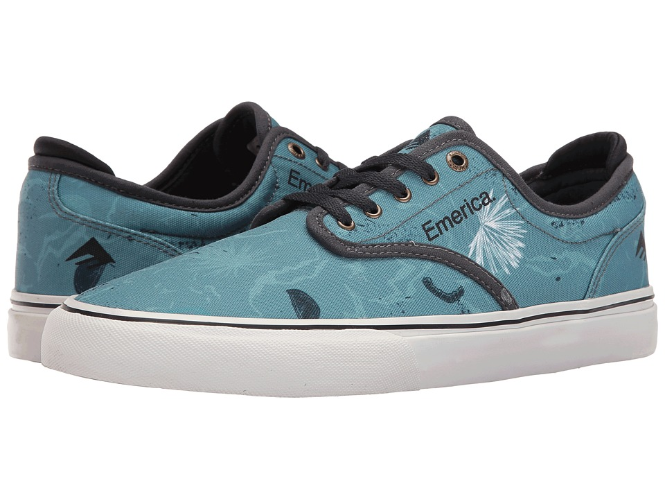 Emerica Wino G6 (Blue/White/Navy) Men