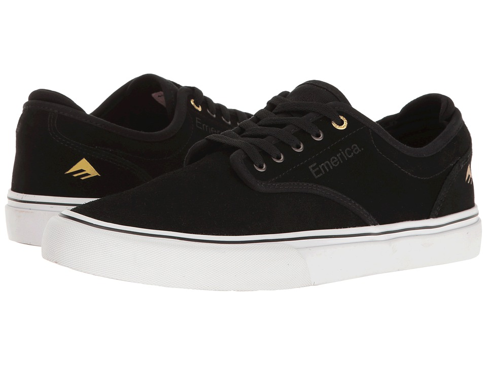 Emerica Wino G6 (Black/White) Men