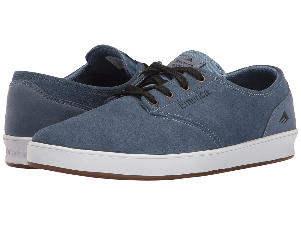 Emerica The Romero Laced (Blue/White/Gum) Men
