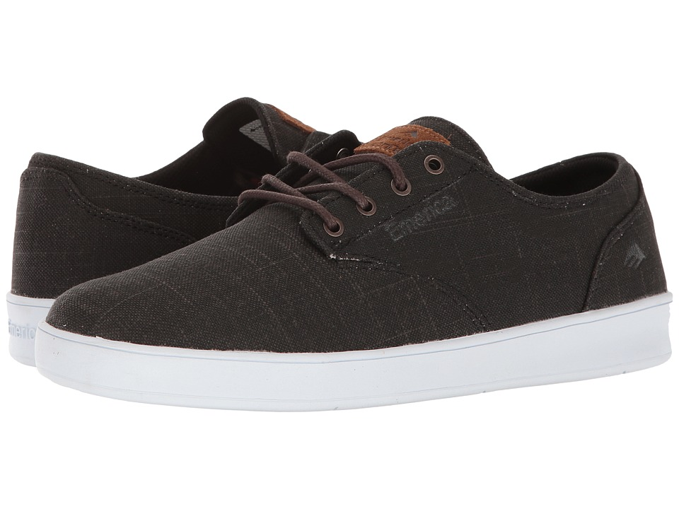 Emerica The Romero Laced (Black/Gum/White) Men
