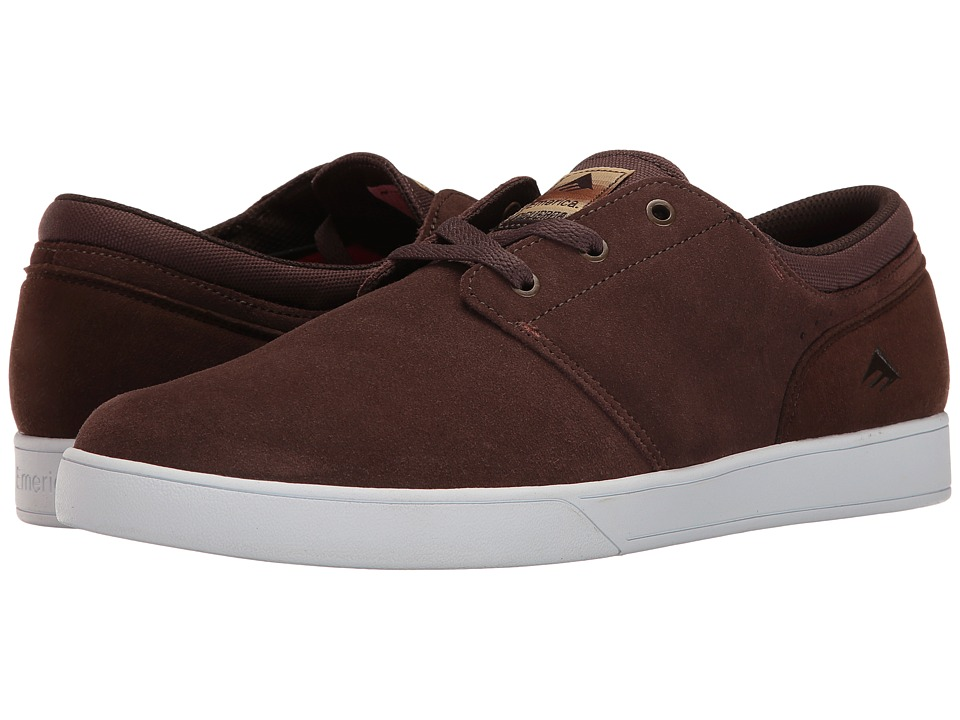 Emerica The Figueroa (Brown/White/Gum) Men