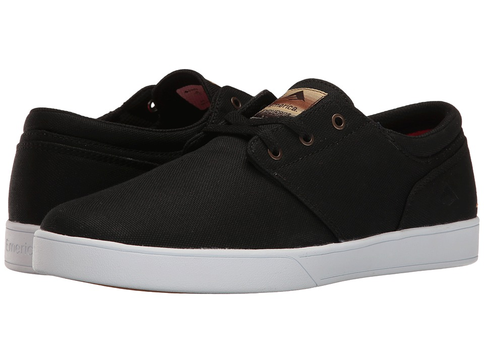 Emerica The Figueroa (Black/Brown) Men