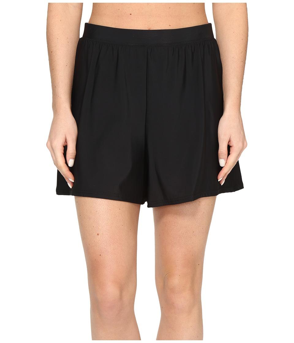 Miraclesuit Separate Shorts Bottom (Black) Women