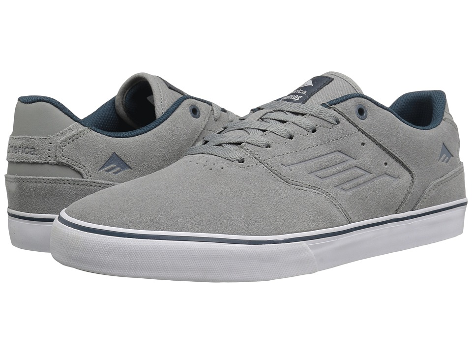 Emerica The Reynolds Low Vulc (Grey/Blue) Men