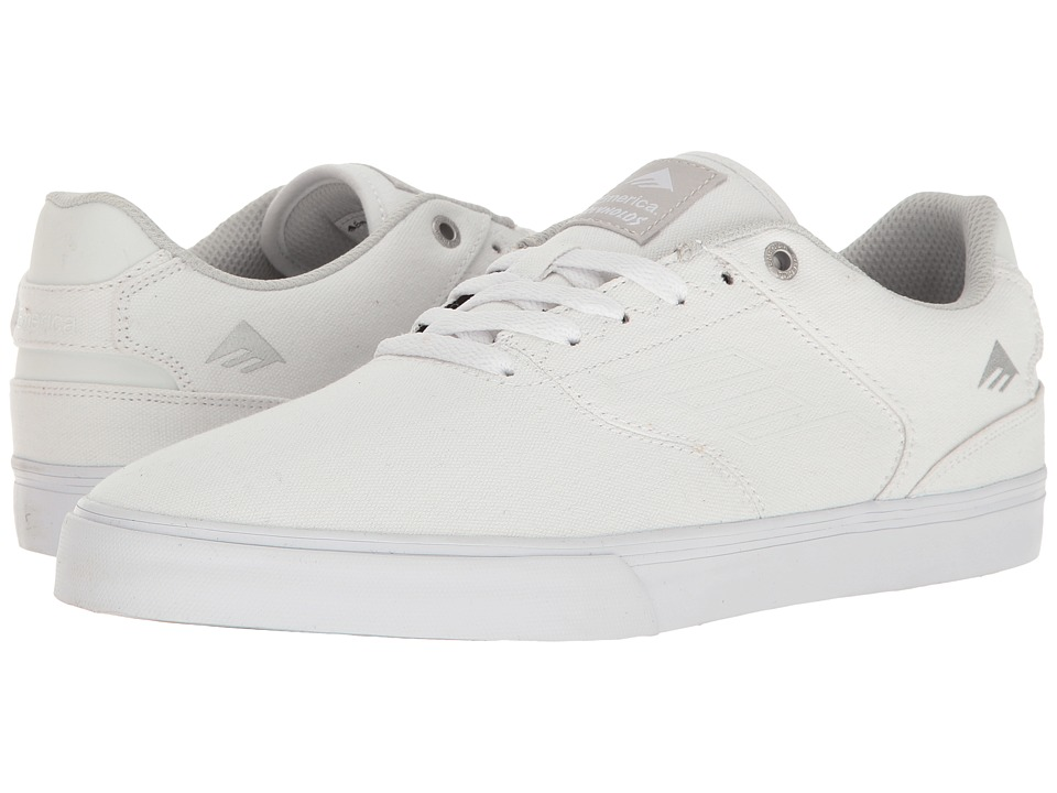 Emerica The Reynolds Low Vulc (White) Men