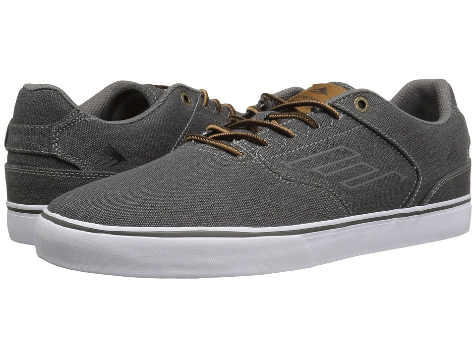 Emerica The Reynolds Low Vulc (Black Wash) Men