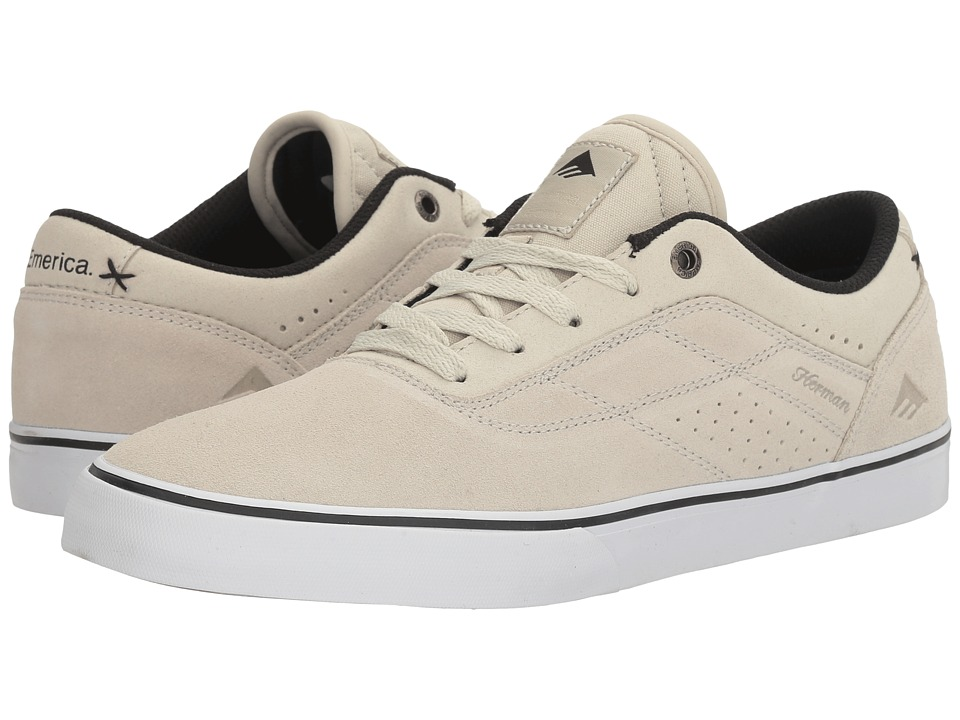 Emerica The Herman G6 Vulc (White) Men