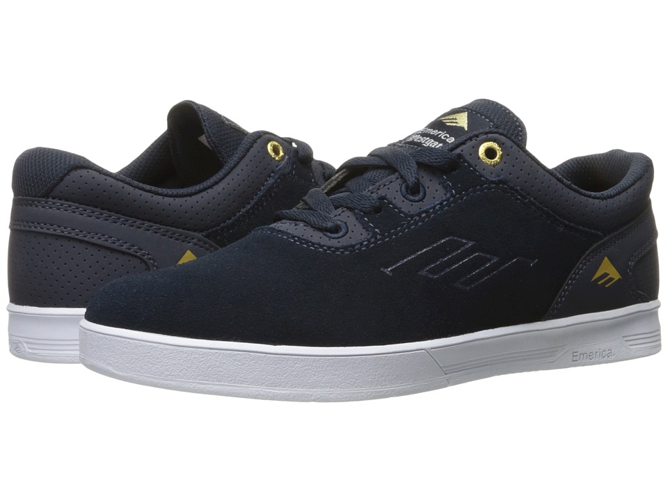 Emerica - The Westgate CC (Navy/White) Mens Skate Shoes