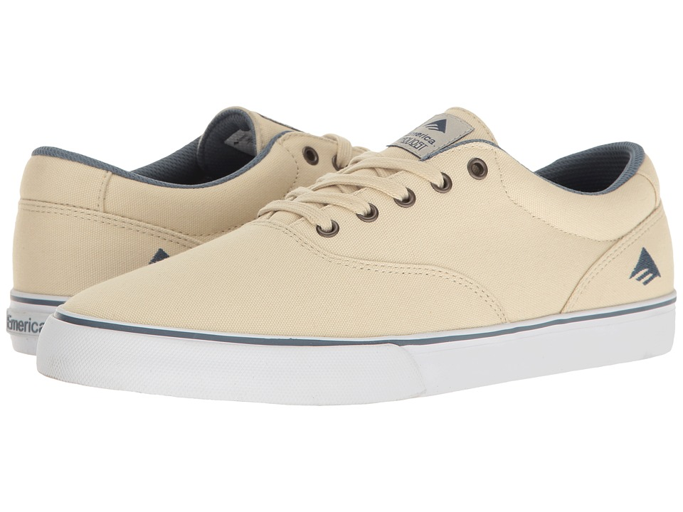 Emerica The Provost Slim Vulc (White/Blue) Men