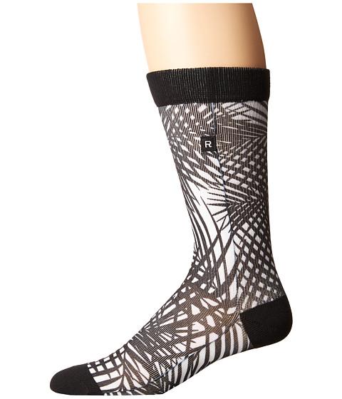 Richer Poorer Howzit Athletic Socks - White