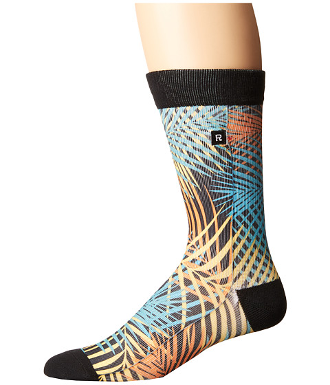 Richer Poorer Howzit Athletic Socks - Black