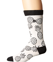Richer Poorer - Luau Athletic Socks