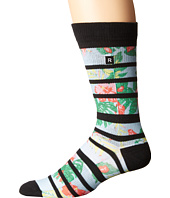 Richer Poorer - Hibiscus Athletic Socks