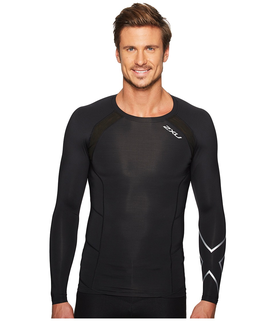 2XU - Compression Long Sleeve Top