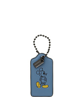 COACH - Box Program Mickey Hangtag Key Fob